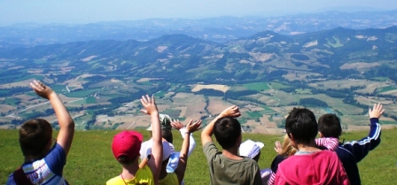 viaggio d'istruzione in Umbria tra natura e arte