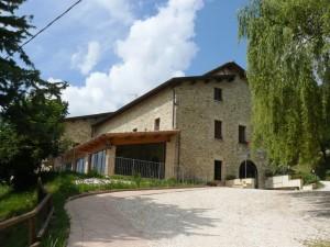l' agriturismo aquilone a Gubbio in Umbria