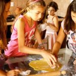fattoria didattica preparazione biscotti