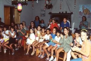 spettacolo nel 1990