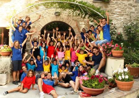 Summer Camp in Italy Italian Language