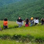 campo scuola itinerario didattico naturalistico in montagna