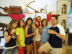 imparare l'italiano è facile con le vacanze e i corsi dell'Aquilone