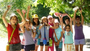 alle vacanze in Italia per bambini e ragazzi partecipano ospiti da tutto il mondo