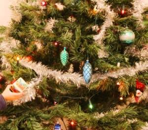 albero di Natale all'Aquilone